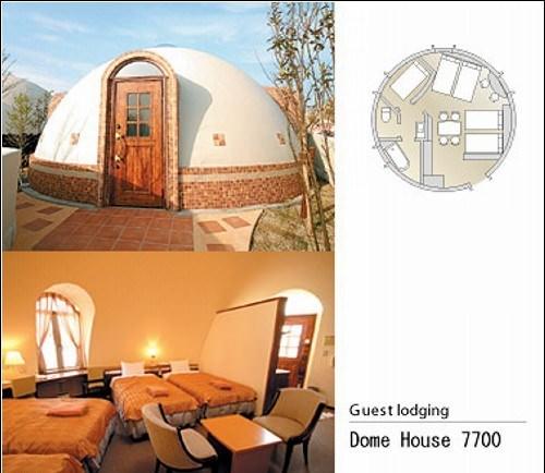 Архитектурные формы из пенопласта- юрта