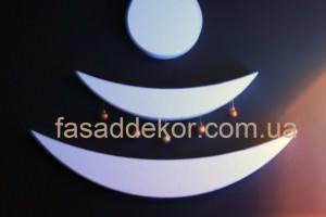 декор из пенопласта - лого